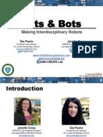 Arts Bots for PETEC