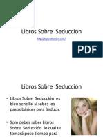 libros sobre seduccion.pptx
