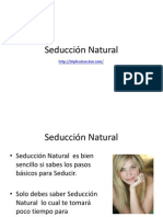 seduccion natural.pptx
