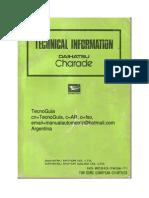 engine manual for daihatsu cb series throttle engines