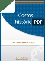 Costos historicos