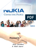 Marketing Strategies of Nokia