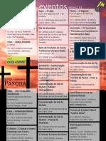 Agenda de Eventos.mar'13