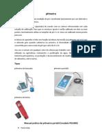 Química Experimental - pHmetro