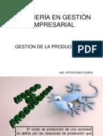 1.1 MODOS DE PRODUCCIÓN