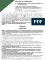 DECRETO Nº 58052-12
