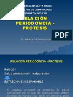 RelaciÓn Perio Protesis