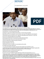 The Hindu _ Business _ Economy _ Budget 2013-14_ Highlights