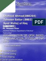 QPSK | Modulation | Electrical Engineering