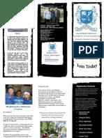 EHHA Alumni Association Brochure