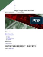 Securitized Distrust Part 2