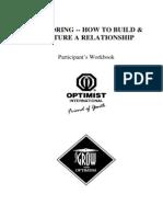 120612 Mentoring-Participant Handbook