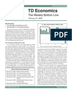 The Weekly Bottom Line