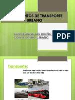 Fundamentos de Transporte Urbano
