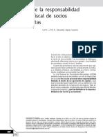Alcance de La Responsabilidad Solidaria Fiscal de Socios y Accionistas-1
