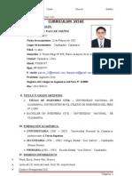 Curriculum Alan 2013