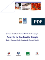 APL Comida Rapida DL3