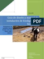 Bio Digest Ores Familiares Manual de Instalacion