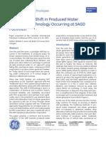 GE Produced Water at SAGD TP1141EN