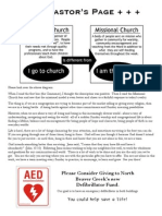 newsletter article march 2013