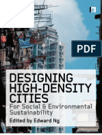 Designing High-Density Cities