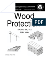 Navy Wood Protection