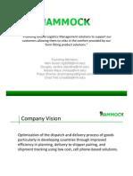 Hammock Executive Summary Power Point