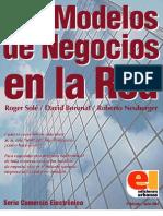 Los Modelos de Negocios en La Red