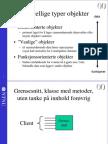 HTML Interfaceeksempel