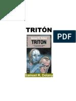 Delany, Samuel - Triton