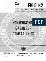 Army Vietnam Engineers Nondiv. Combat Unit