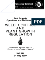 Navy Weed Control & Plant Growth Reg