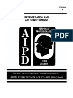 Army Engineer Refriger. & Air Cond. I Fundamental
