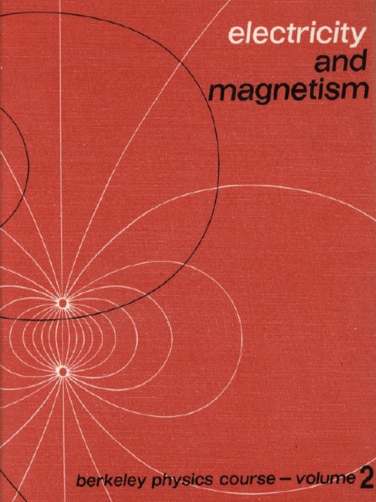 Electricity and magnetism purcell solutions manual