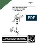 US Army Plumbing IV Plumbing Fixtures