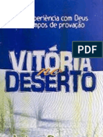 Victoria en El Desierto -John Bevere
