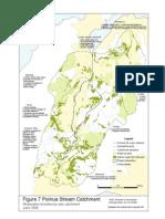 Porirua Stream - Restoration Priorities by Subcatchment for the Porirua Stream Maps