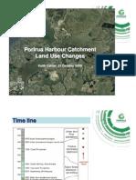 Porirua Harbour Seminar Series - Pres 2 - Porirua Harbour History of Land Use