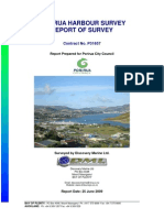 Porirua Harbour Bathymetric Survey