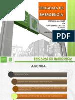 BRIGADAS DE EMERGENCIA (EXPOSICIÓN SEGURIDAD industrial)