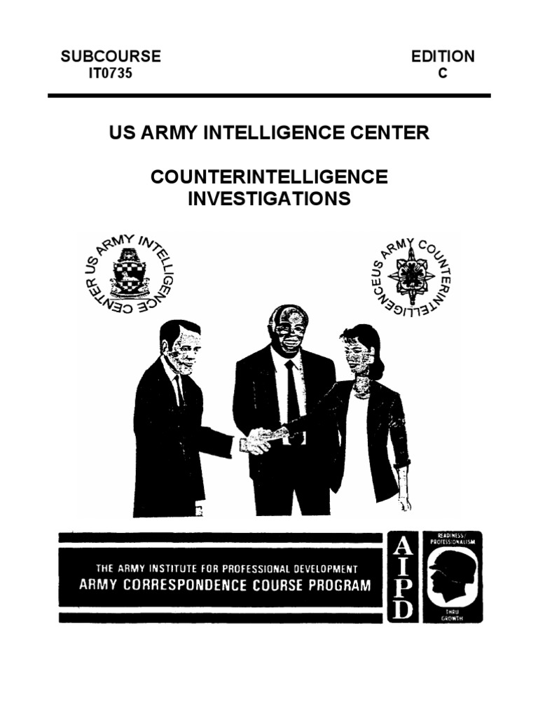 Image result for counterintelligence investigations