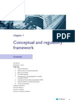 ICAEW Financial Accounting Conceptual and Regulatory Frame Work