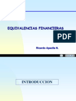 Clase 10 Clase Equivalencias Financieras