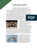 Evolutia bicicletei