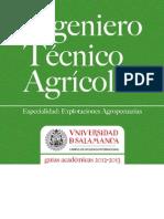 Guia Academica Ingeniero Tecnico Agricola