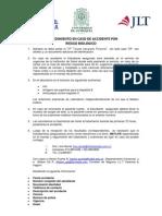 Protocolo de Atención Asegurados Póliza Integral Estudiantil