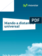 Manual Mando Distancia Universal