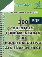 1718_do Poder Executivo - Apostila Amostra