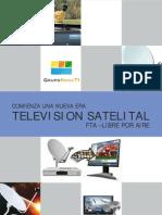 Tv Satelital Grupo Novati