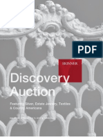 Discovery featuring Silver, Estate Jewelry, and Textiles | Skinner Auction 2642M